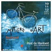 Festival des Métiers d'ART (Pont de Monvert)