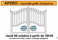 A partir du 5 octobre : la nouvelle grille d'automne !