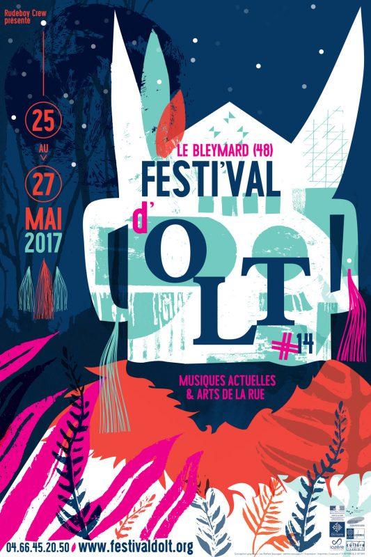 Le Festival d'Olt en direct le jeudi 25 de 18 à 19 h !