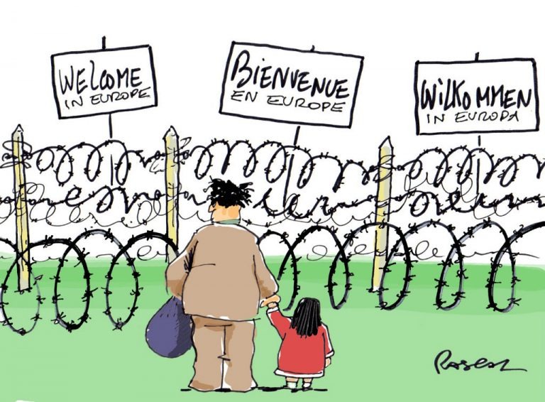 Journée Spéciale Réfugiés ; Toutes les émissions.