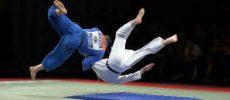 Balle Au Centre ; Judo !