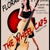 Vendredi 27 juillet à partir de 19h30: Concert Bartaaaas avec «The Wheel Caps»