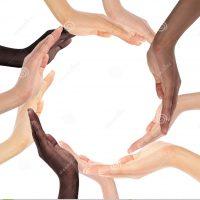 conceptual-symbol-multiracial-human-hands-28430235