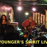 Le concert de JIM YOUNGER's SPIRIT