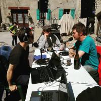 Les plateaux ateliers de radio bartas